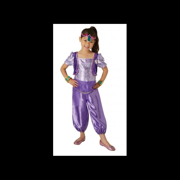 Shimmer & Shine Shimmer kostume 98cm (2 3 år)