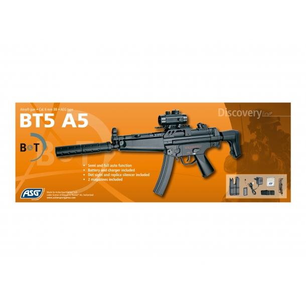 Bt5 A5 Elektrisk Gevær Value Pack