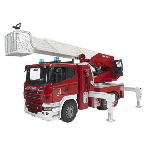brandbil legetøj